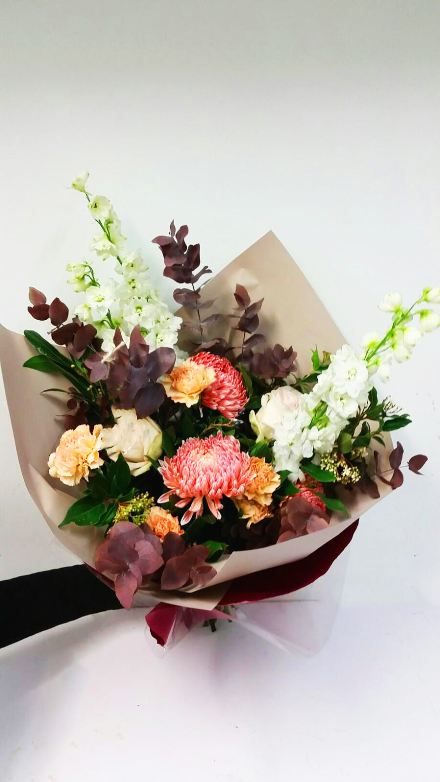 Autumn Warmth Bouquet